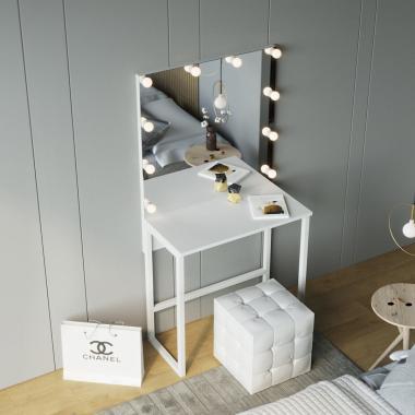 Рабочая станция (туалетный стол+зеркало) Z-Line