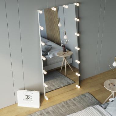 Зеркало ростовое безрамочное Z-Line