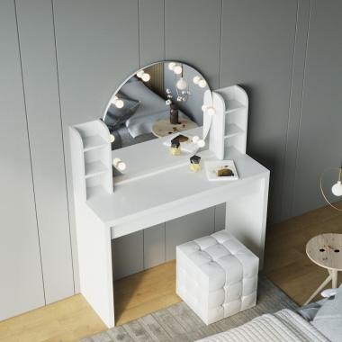 Стол с зеркалом Z-Line